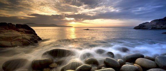 Kameny u oceánu
