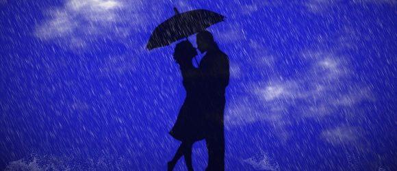 Láska v dešti