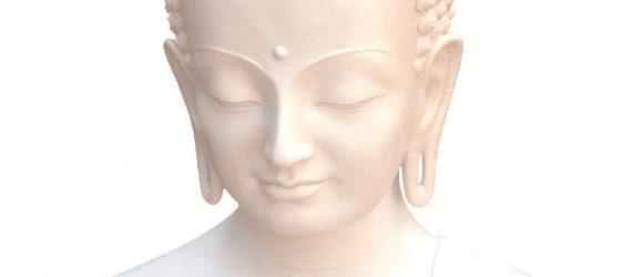 Buddhova tvář