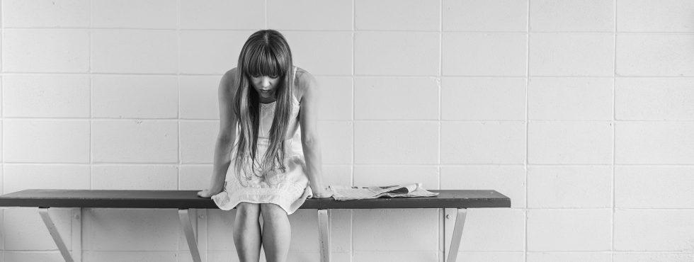 smutek, deprese