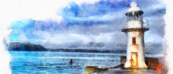 Tichý přístav našeho spočinutí