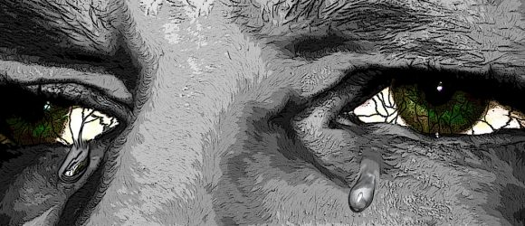 Oči pláčí